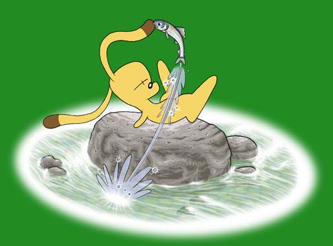鮎漁解禁2