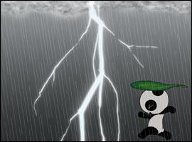 梅雨の晴間3