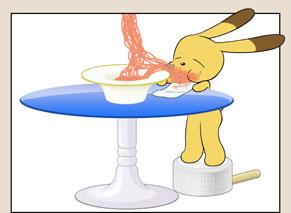 大盛スパゲッティ3
